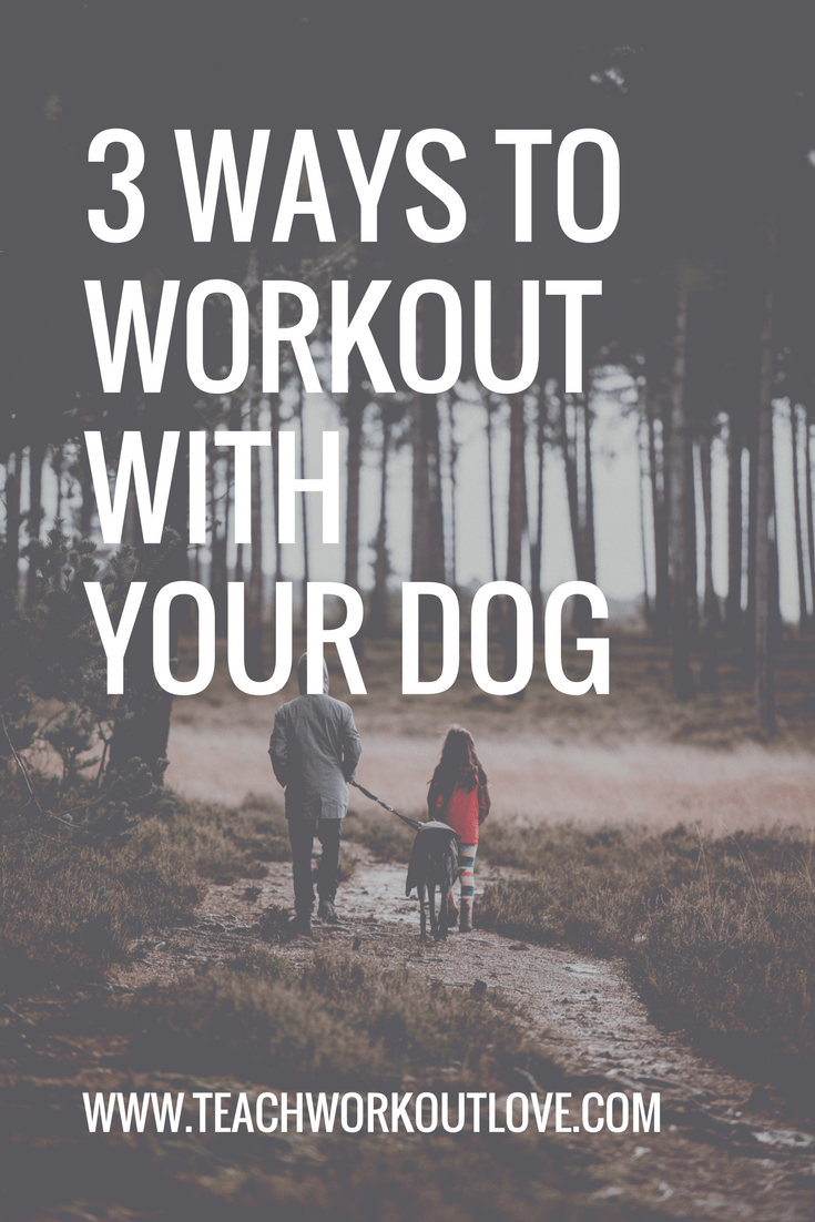 Photo of 3 Easy Ways to Workout With Your Dog