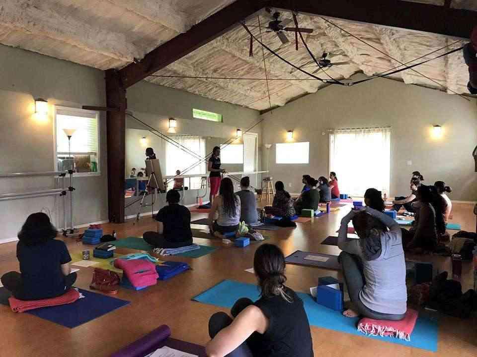 yoga retreats washington state