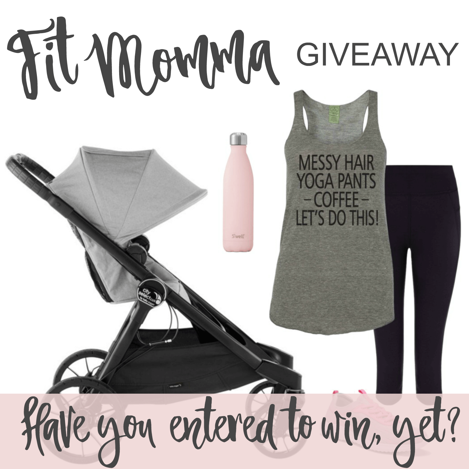 Photo of Fit Mama Giveaway