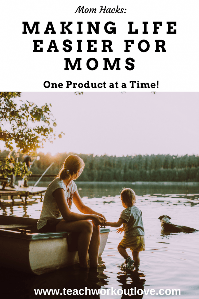 making life easier for moms