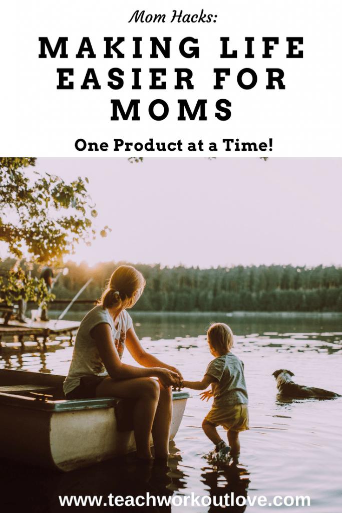 making life easier for moms
