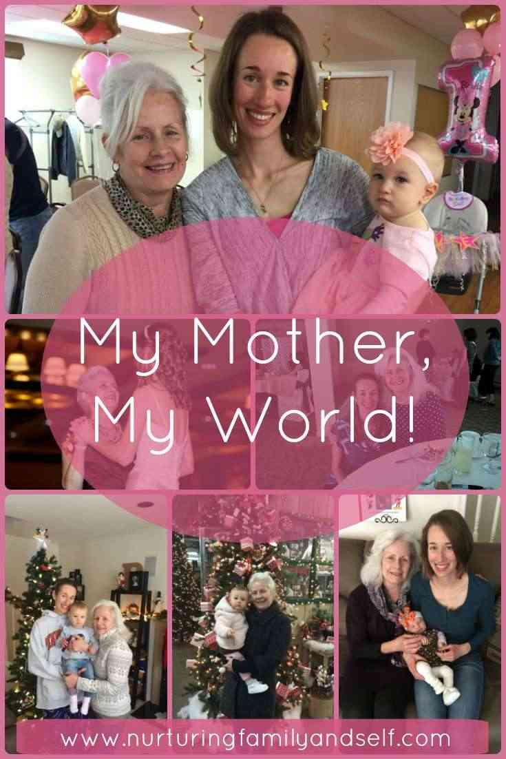 28 days of mom love