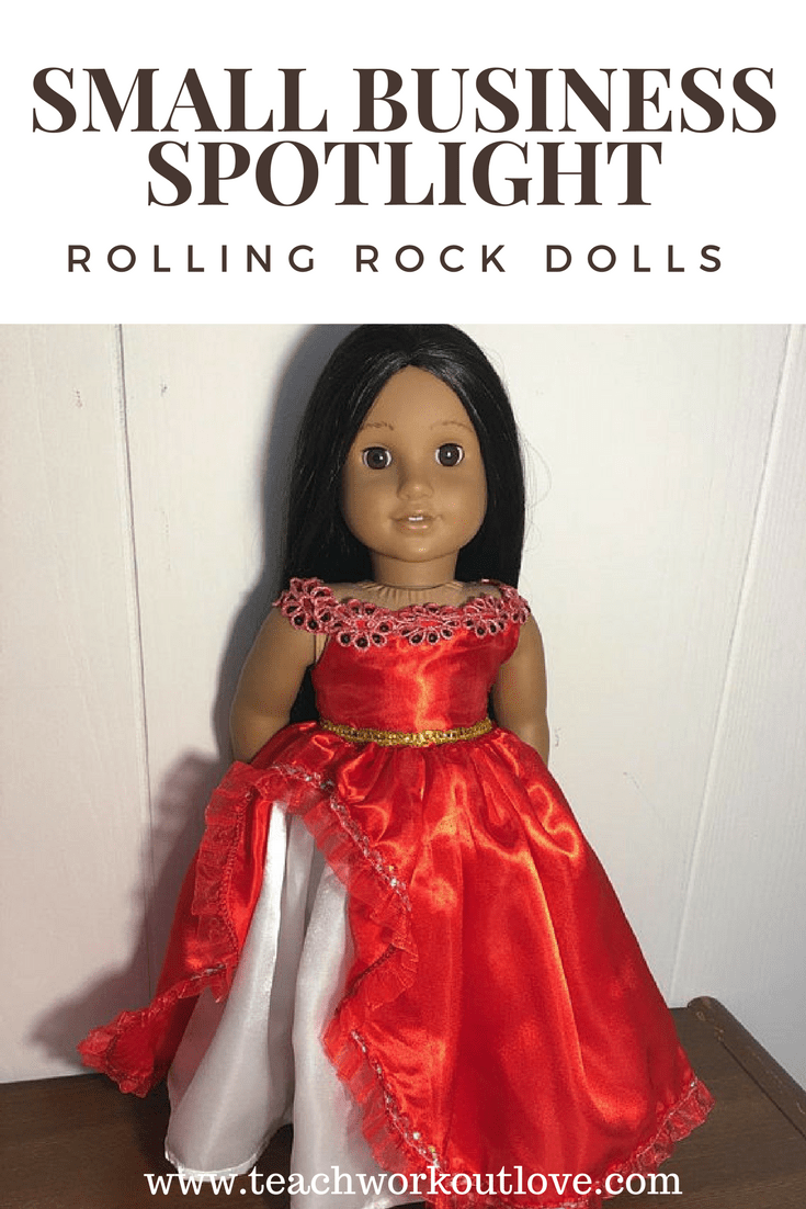 Photo of Small Business Spotlight – Rolling Rock Dolls