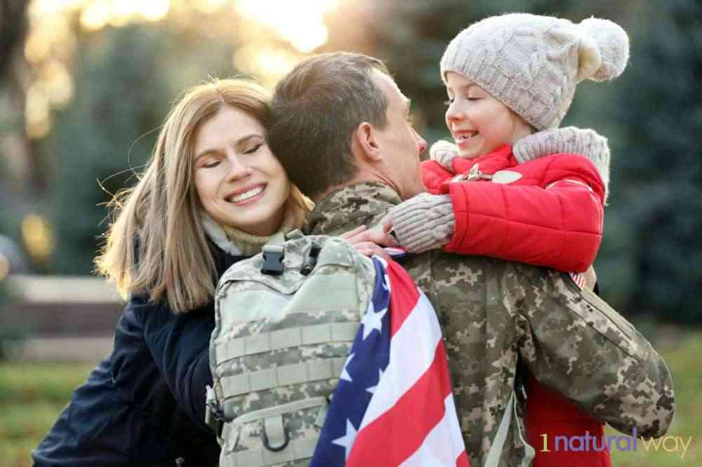 military family - traveling and breastfeeding