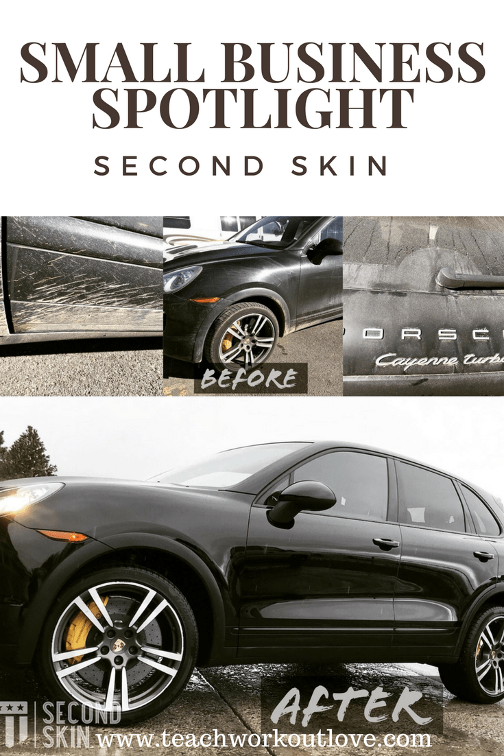 Photo of Small Business Spotlight – Second Skin