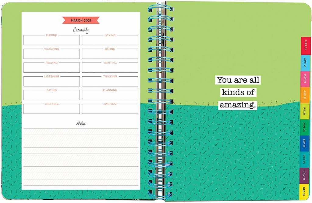 rise and shine planner