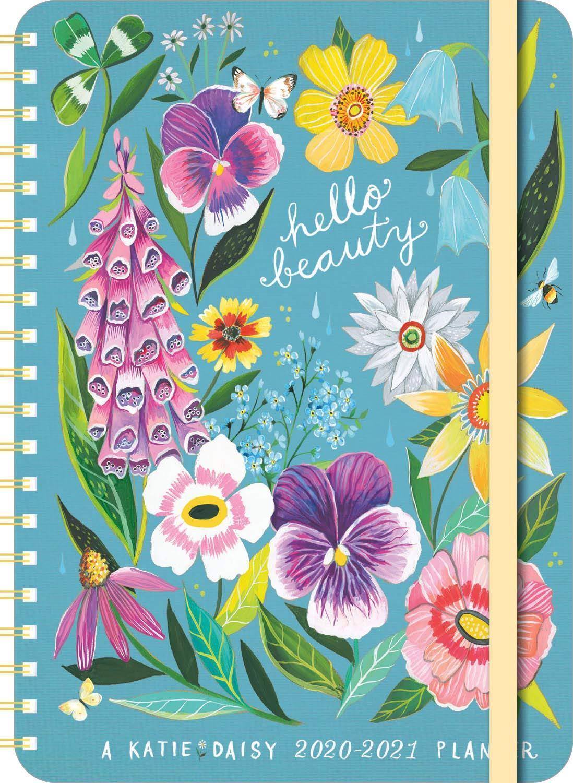 Katie Daisy Planner