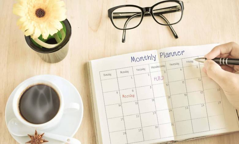 Best Planners for Working Moms 2021 - teach.workout.love