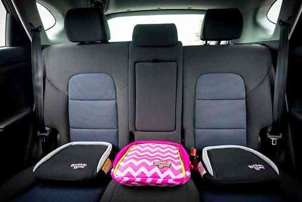 summer-travel-advice-with-pink-bubblebum-booster-car-seat-teachworkoutlove.com