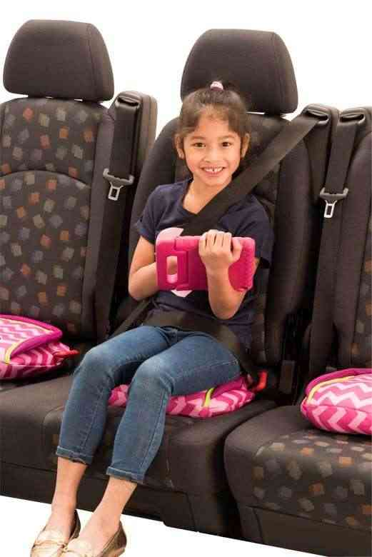 summer-travel-advice-kid-in-booster-seat-in-car-teachworkoutlove.com