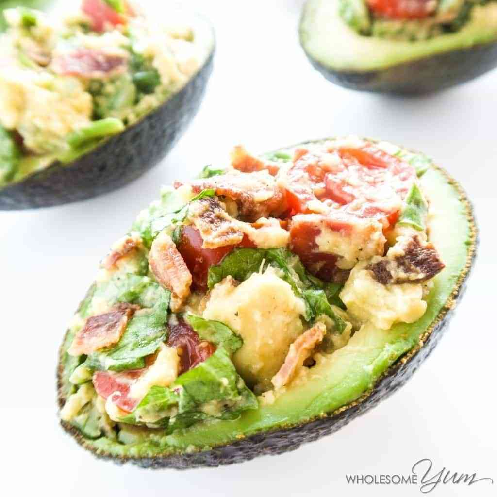 Recipe#4 wholesomeyum_blt-stuffed-avocado