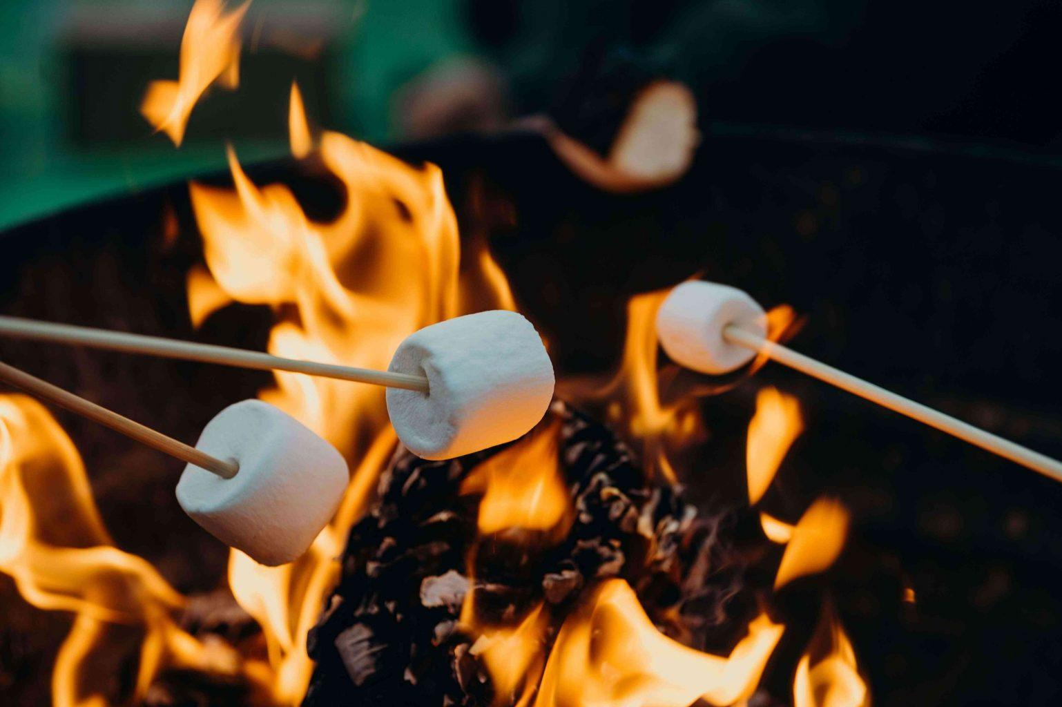 eating-marshmallows-at-a-campfire