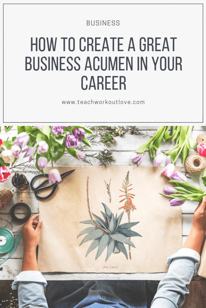 artist-creating-business-acumen-teachworkoutlove.com
