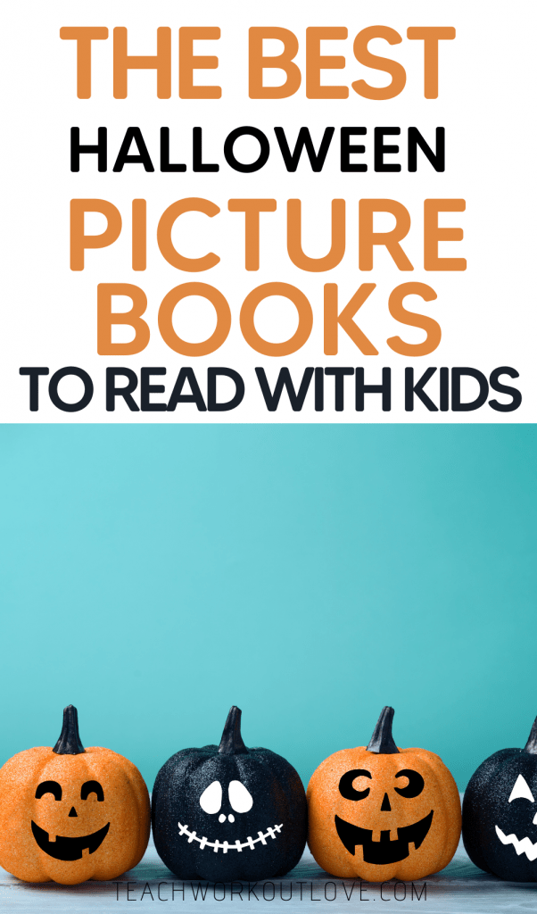 The Best Halloween Picture Books to Read With Kids