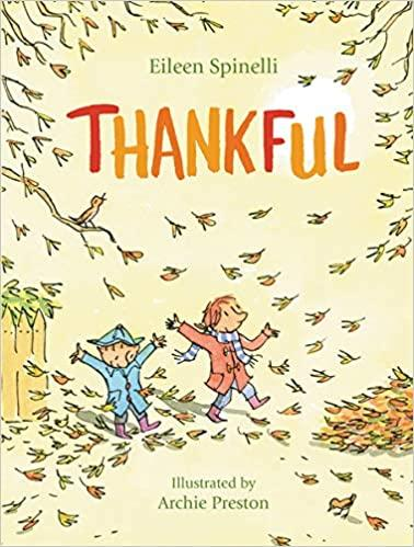 Thankful by Eileen Spinelli