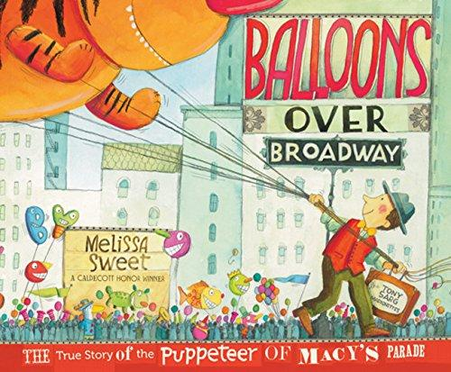 Balloons over broadway thanksgiving picture books