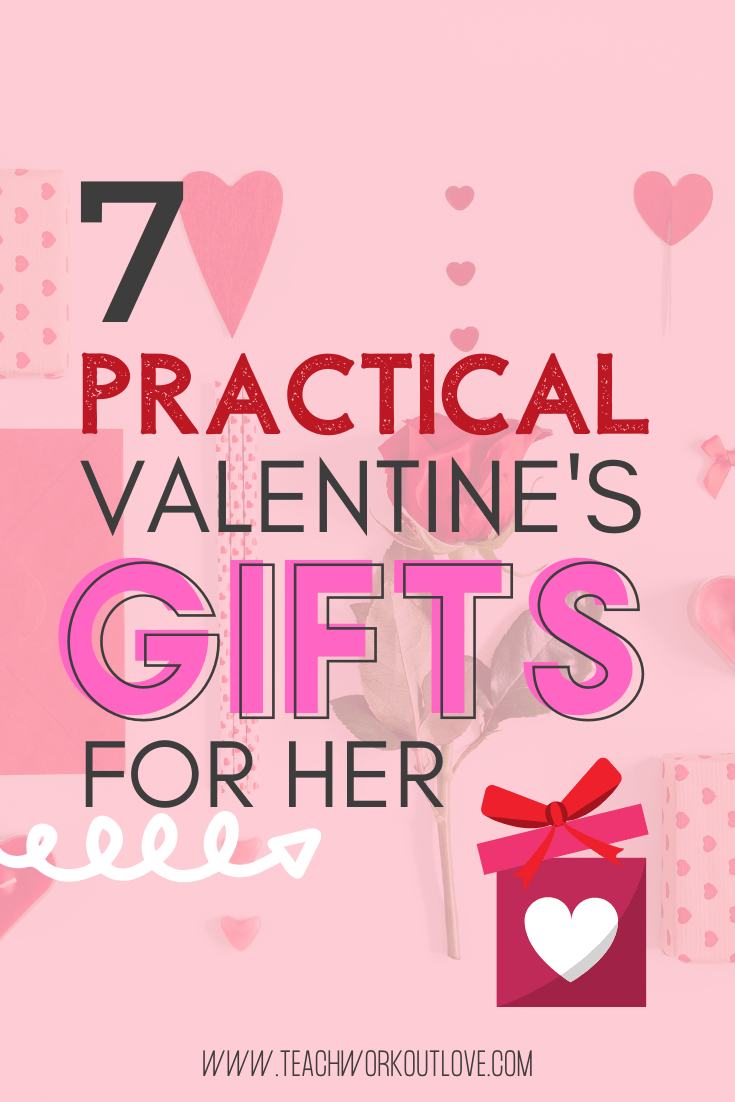 Every year we struggle what to get women for Valentine's Day. Here's a few fun and practical Valentine's Day gifts for her that shows you rocked it.