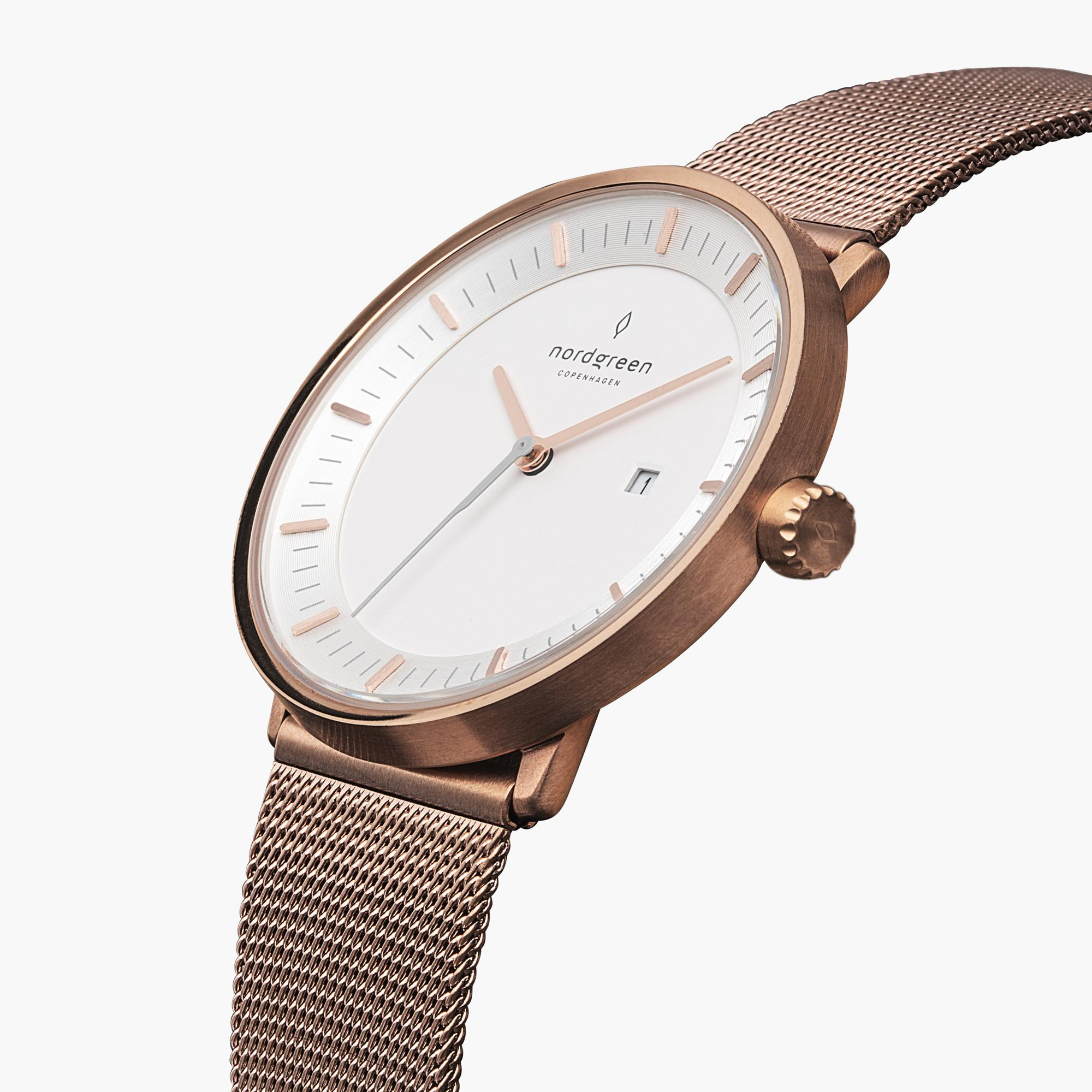 Nordgreen watches for Valentines's day