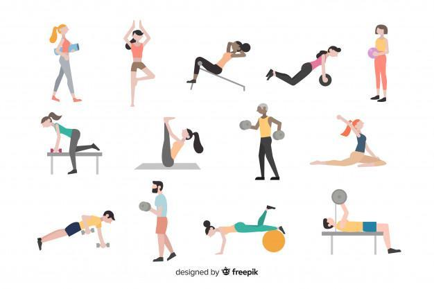 different-exercises-for-people