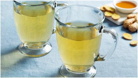 white ginger tea helps menstrual bleeding Natural Treatments for Heavy Menstrual Bleeding
