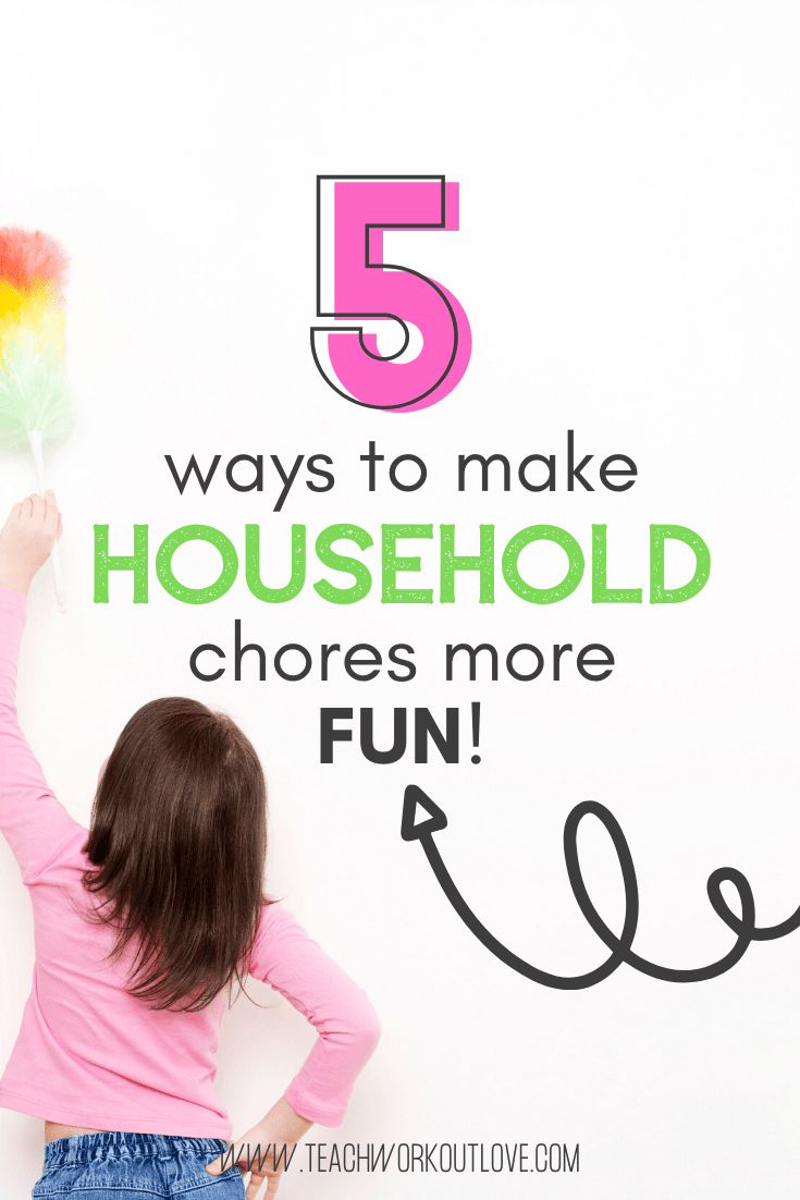Assigning daily household chores for kids will make them more responsible. Checkout this 5 ways to make household chores to motivate them. Plus a printable!