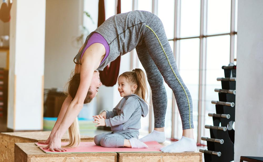5 Workouts To Help Working Moms Stay In Shape | TWL Working Moms