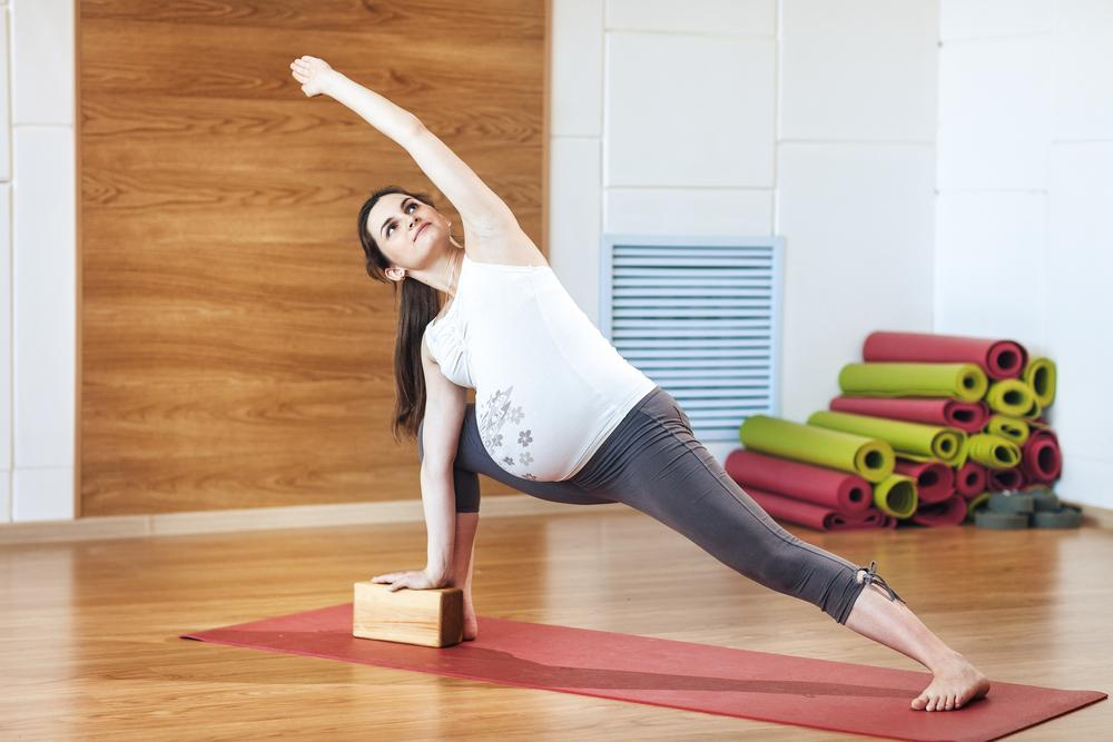 The Extended Side Angle Pose