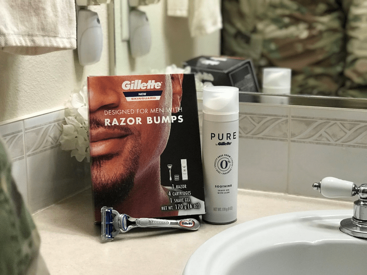 3 Reasons Military Men Need a New Gillette SkinGuard Razor