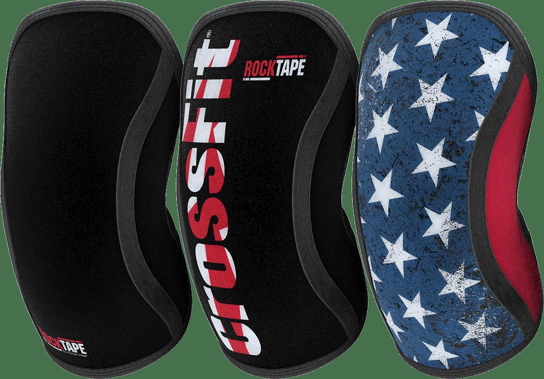 Rocktape Crossfit Knee Braces