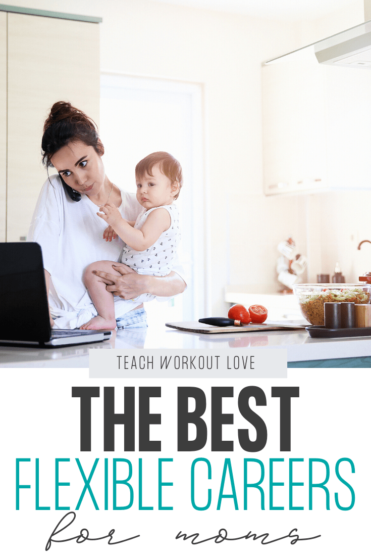 What about moms and their careers? Can there be a balance? Read here about flexible careers that can help you embrace motherhood and professional success.