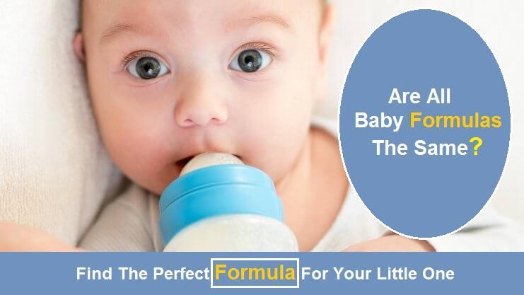 Baby Formulas