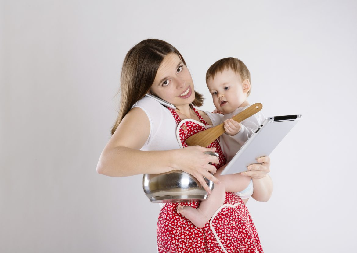 7 Easy Ways for a Mom to Put Herself First