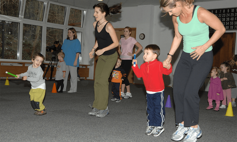 Fun and Fitness Activities for Working Moms and Kids