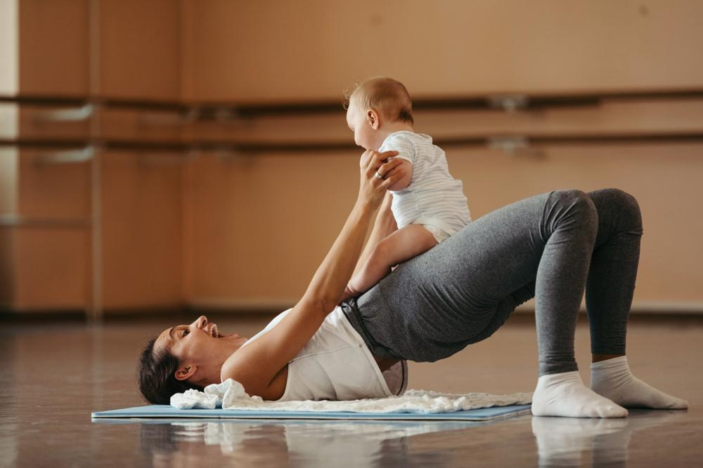 Photo of Light Workouts For Exercise After Pregnancy