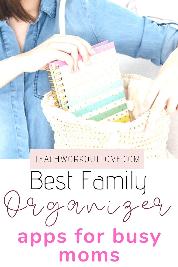 Check out few of the most useful family organizer apps and calender apps for busy families. Organize your family schedule with these apps.
