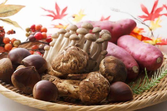 7 Seasonal Japanese Foods to Warm Yourself This Fall
