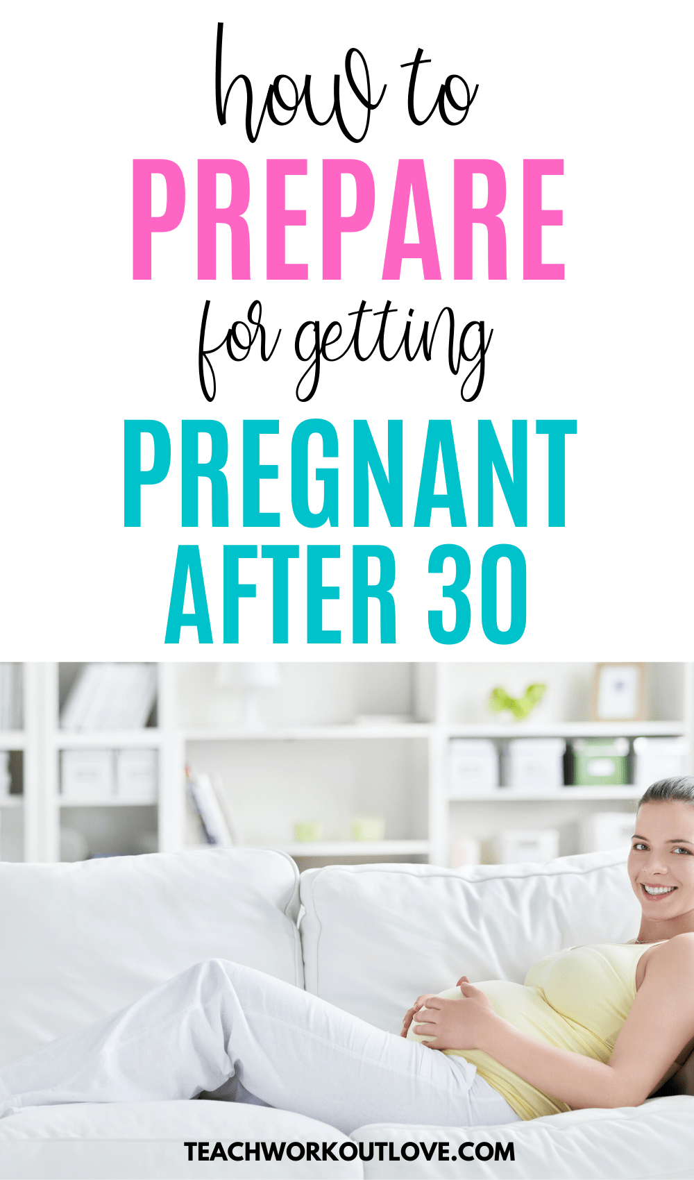 It might not be easy to get pregnant when you are over 35. If you are planning to get pregnant after 35, here are the things that you must know.