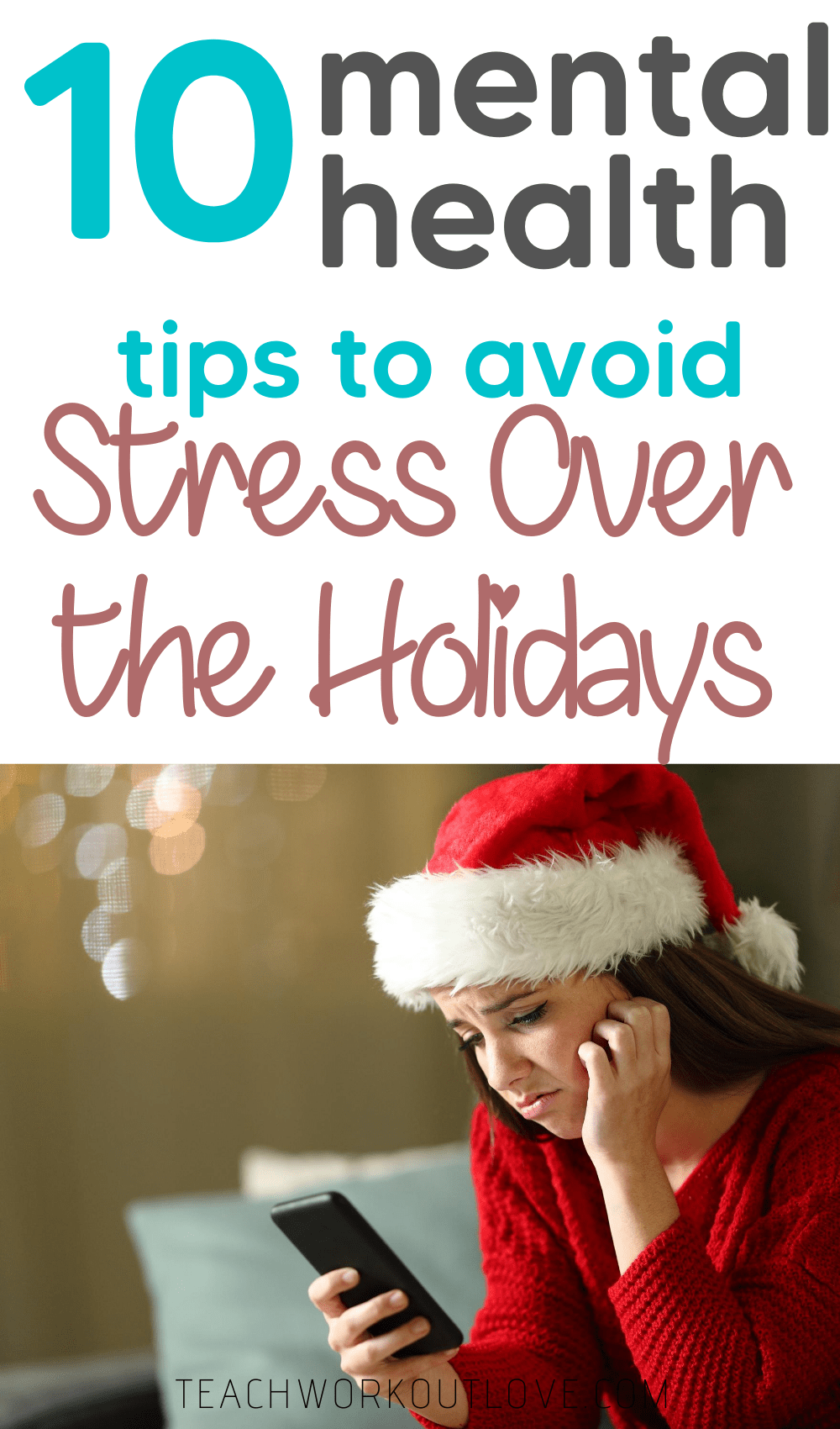 The holiday season is such a jolly and wonderful time and also very stressful. It's time to plan how to avoid getting stressed over the holidays!