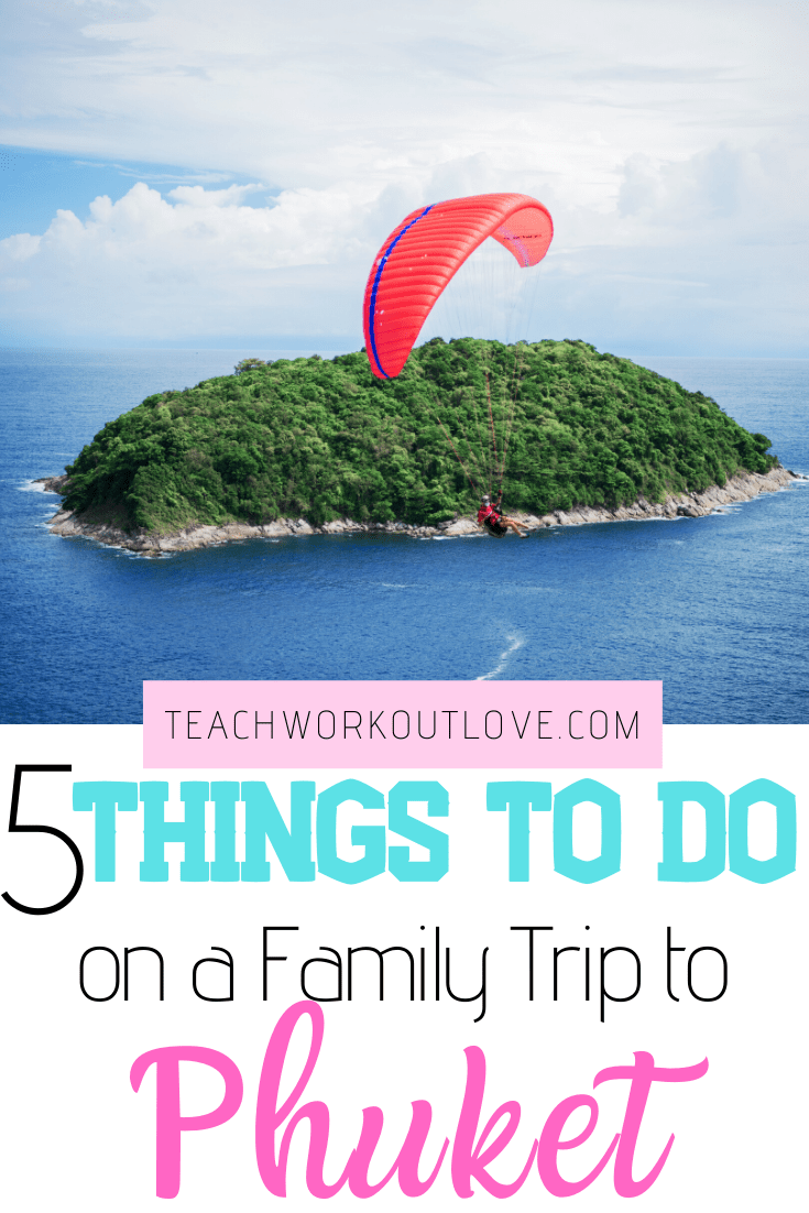 Family trips can be fun and stressful! We've put together a list of things to help you keep the whole family happy and entertained on your trip to Phuket.