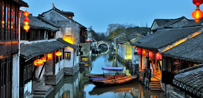 zhouzhuang holiday hideaway