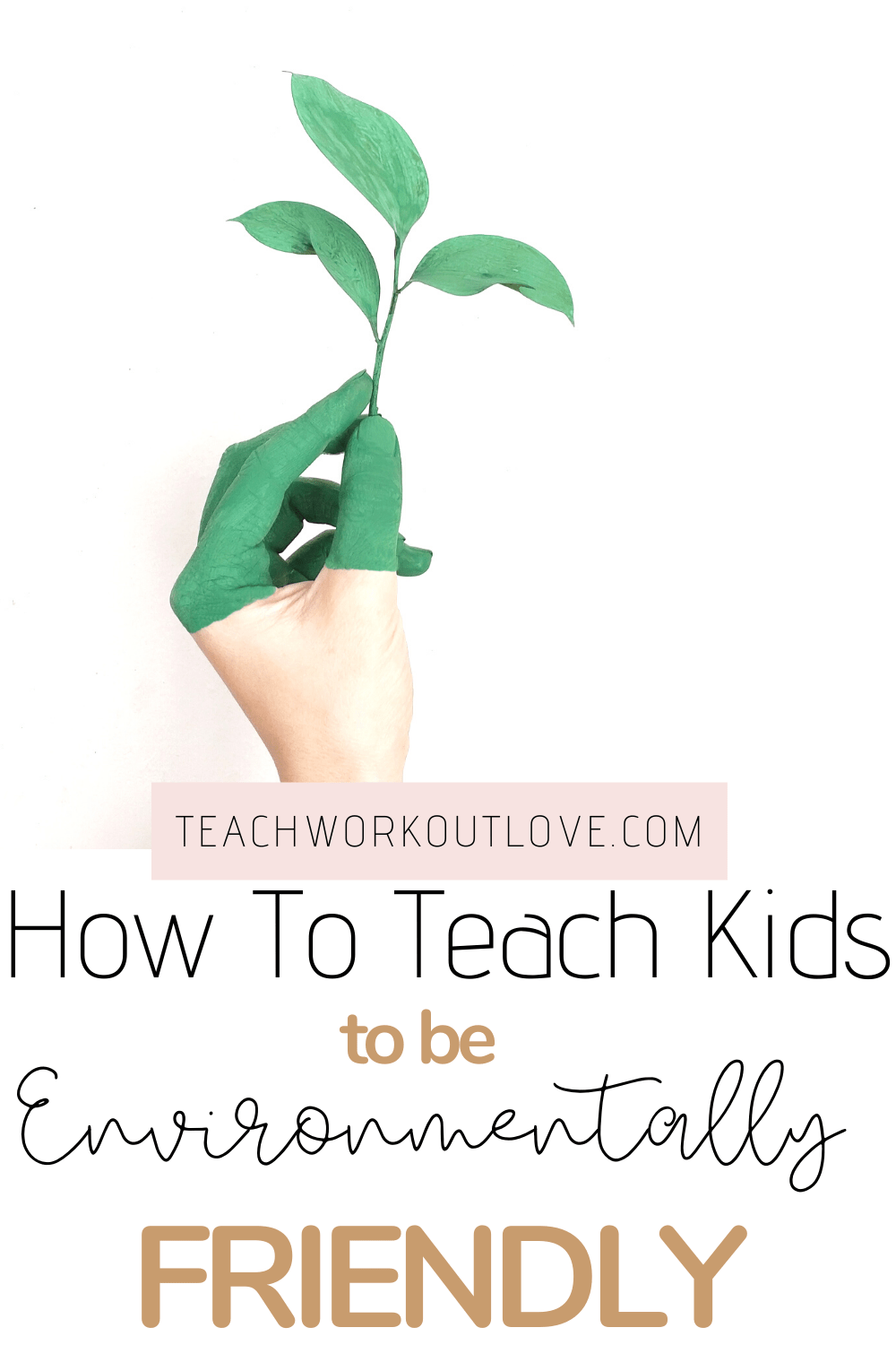 Here is how to teach kids to be environmentally friendly. Follow these suggestions to raise an environmentally conscious child.