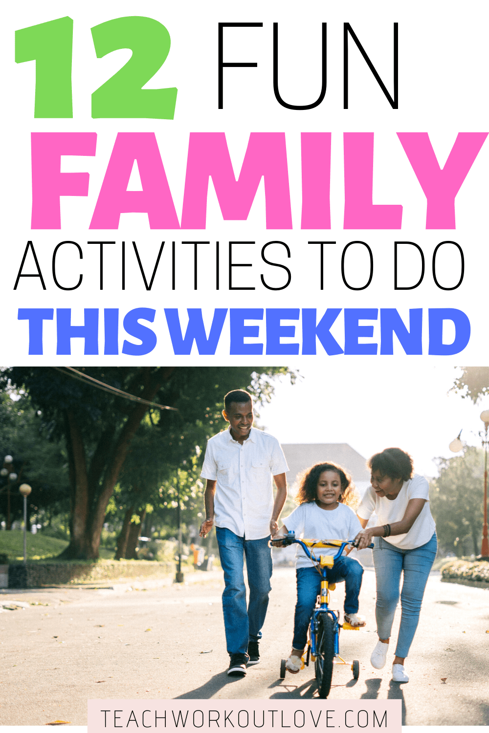 If you're looking for some family weekend inspiration you've come to the right place. Read on to discover 12 family things to do this weekend.