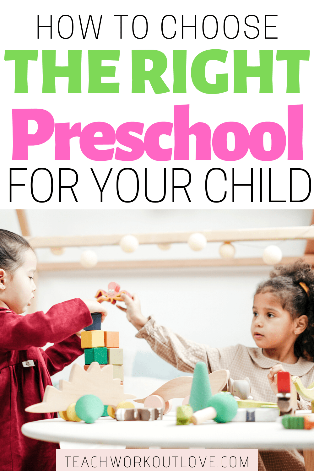 In this article, we are going to give you some of our tips to help you choose the right preschool for your child. Keep reading to find out more.