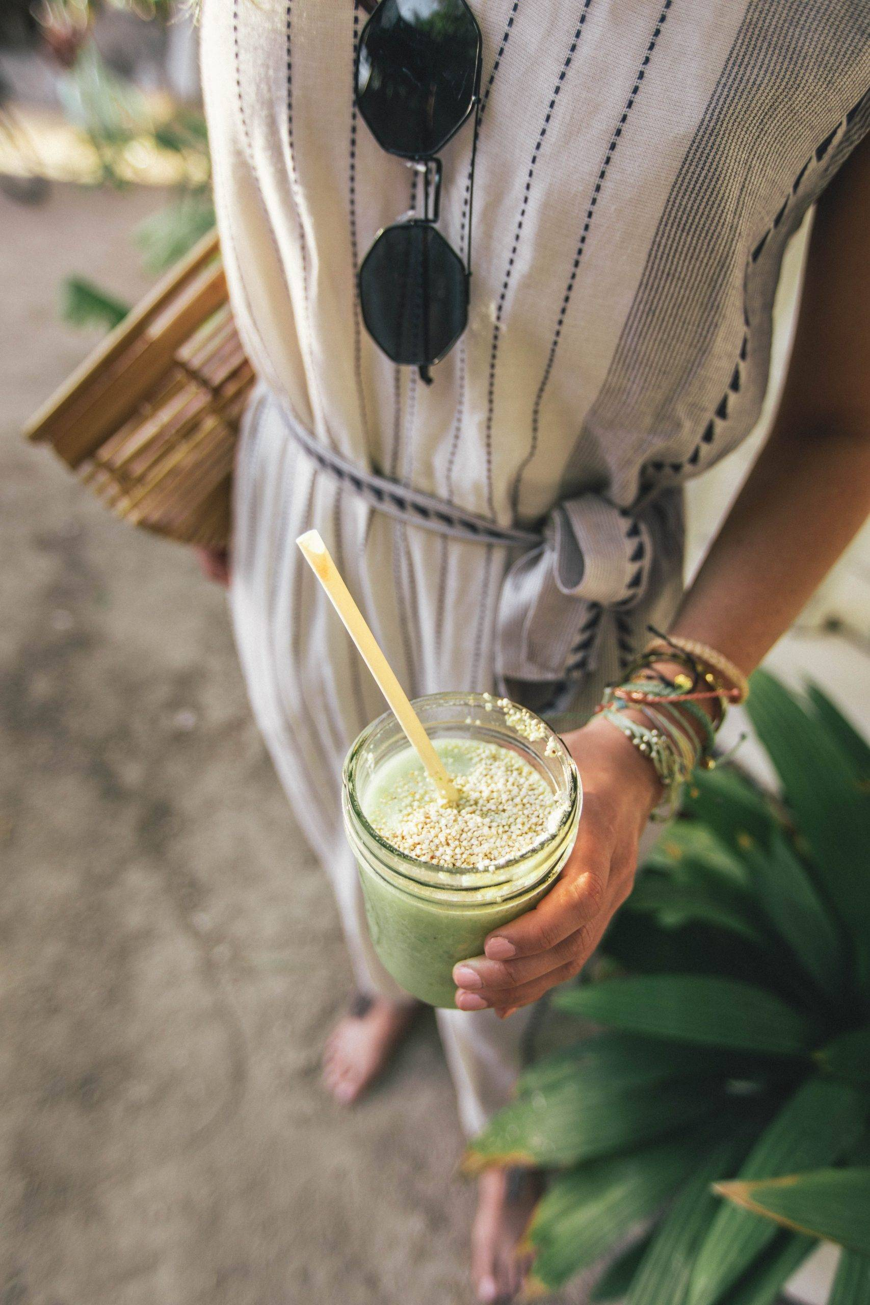 drinking shakes for wellness