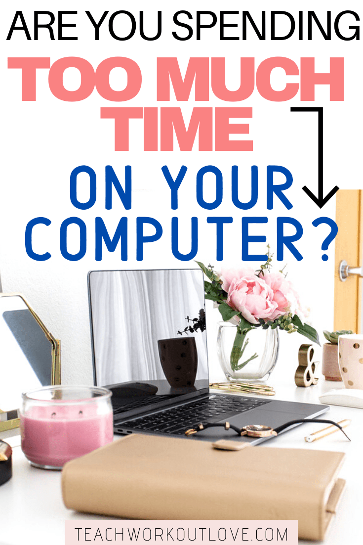 Are you spending too much time on your computer? We are going to look at how too much computer time could be affecting you.