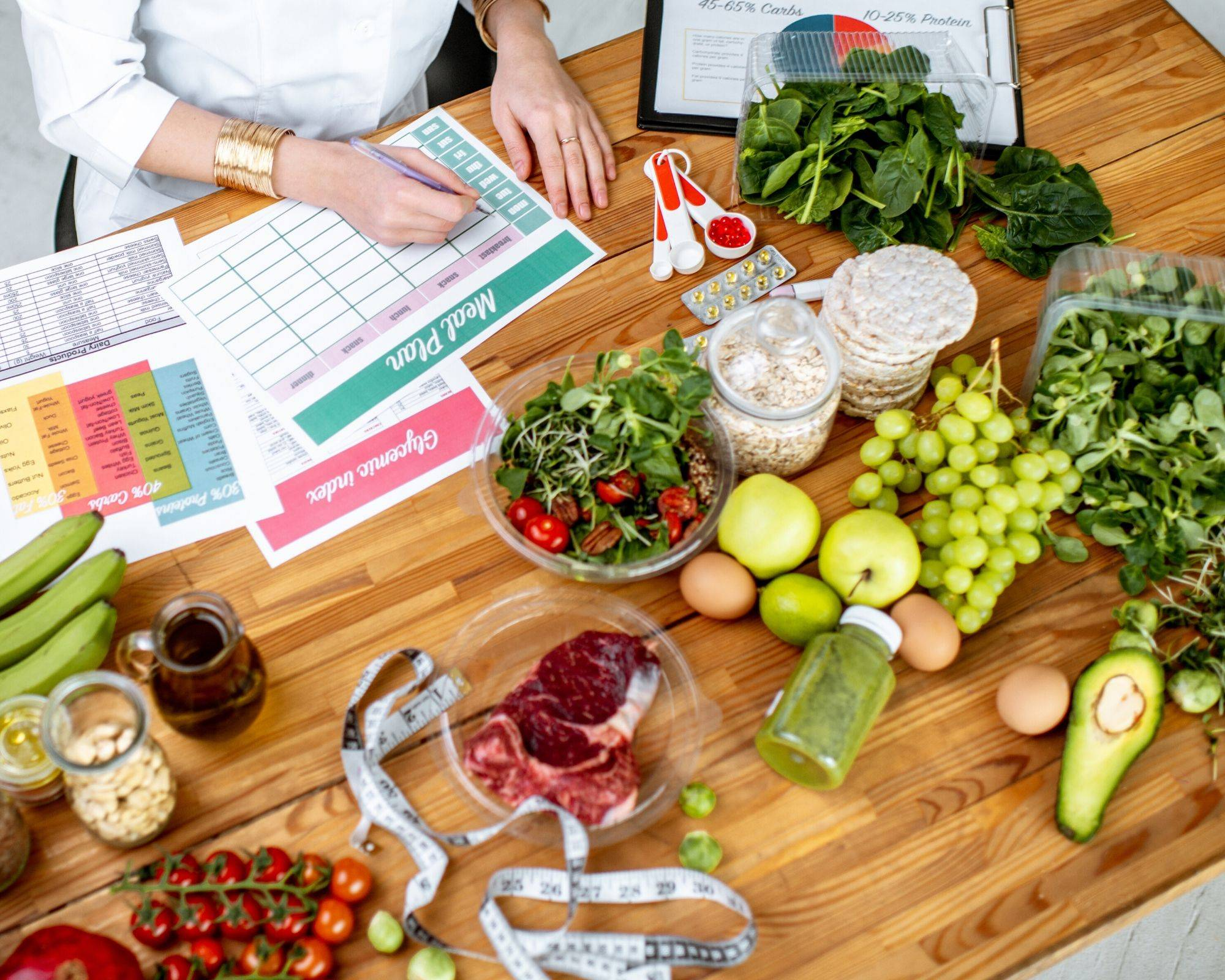 How to Create a Healthy Meal Plan on a Budget
