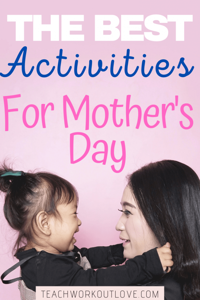 This article will give you a myriad of ideas on how to enjoy this Mother's Day with your mama doing some cool stuff together.
