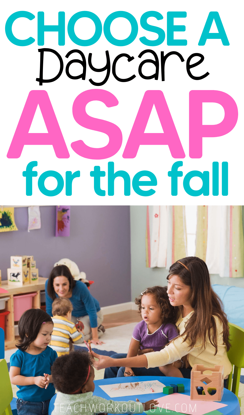 Choosing a daycare for your child is difficult! These 5 tips can help you find the best place when schools are closed in the fall.