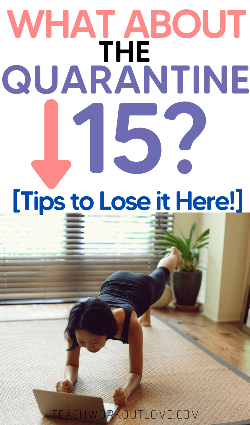 Have you gained the quarantine 15? Has the threat of Covid-19 changed things? How can you get rid of this weight? Let's find out!
