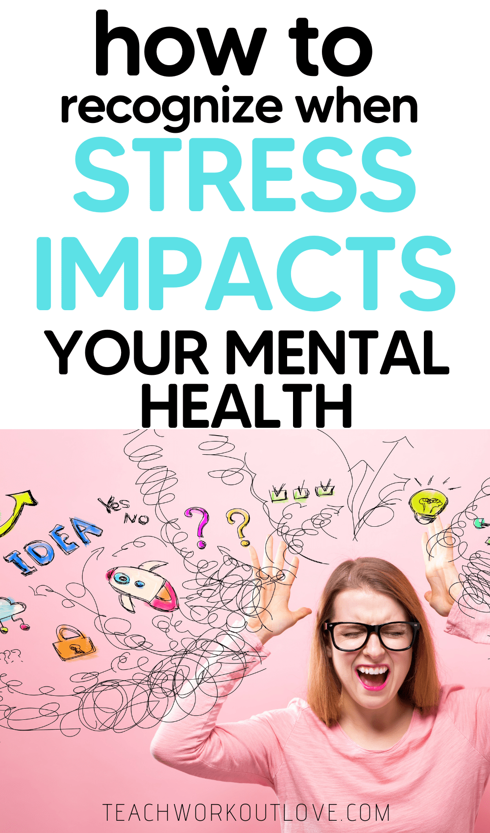 Is stress taking a toll on your mental health? Know here how stress affects your brain & also read how it can impact your mental wellbeing.